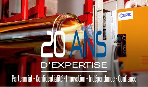 20 ans d'expertise