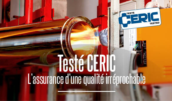 CERIC tested